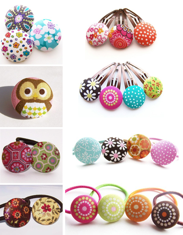 button crafts re-creation